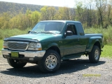 Brandon's 1999 Ford Ranger XLT