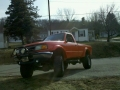 love this truck I restored the entire thing then well let's just say it needs it agai