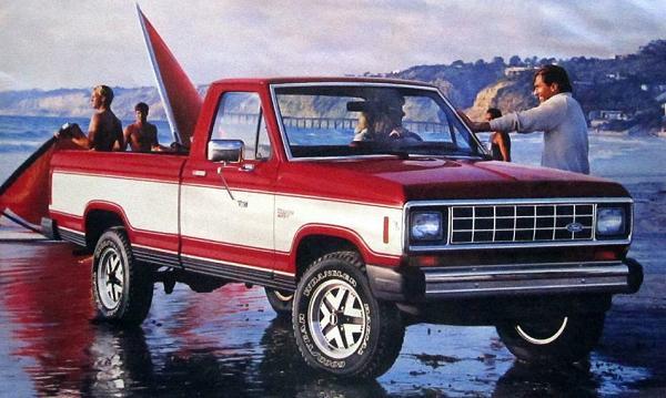 Ford Ranger History on 1991 Ford Ranger Xlt Engine