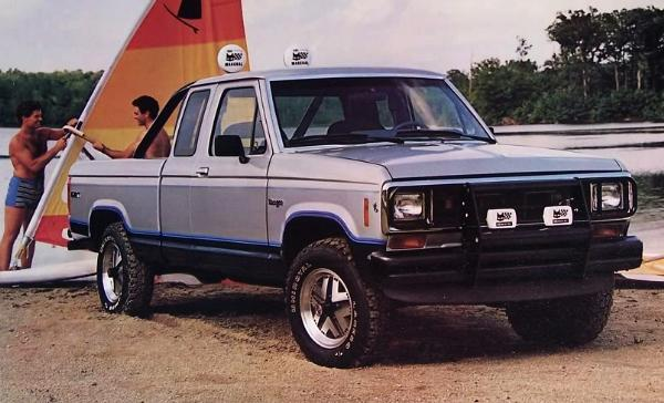 Ford Ranger History on 1996 Ford F 150 Front Rotor