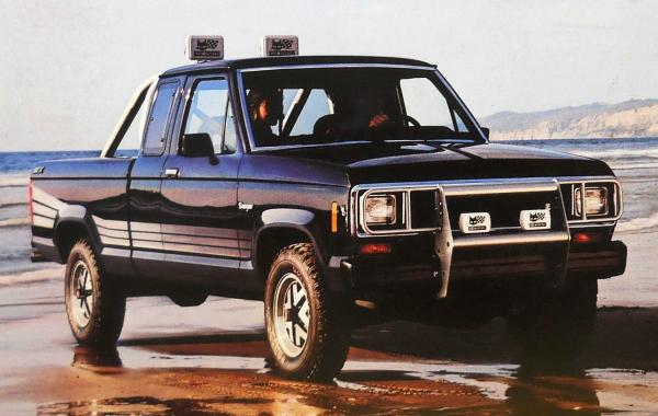 Ford Ranger History on Ford Ranger 4 0 Engine 1992
