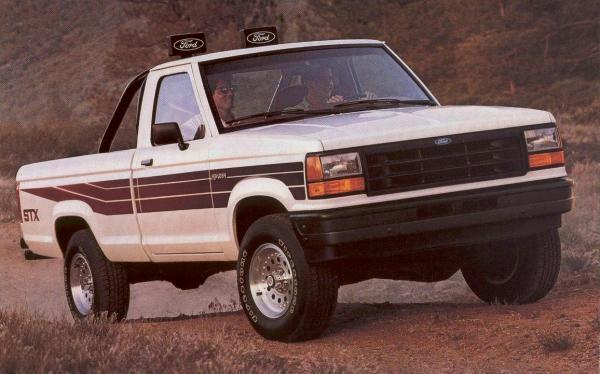 Ford Ranger History on 89 Ford Ranger 2 9 Engine
