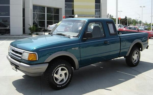 history of the ford ranger history of the ford ranger