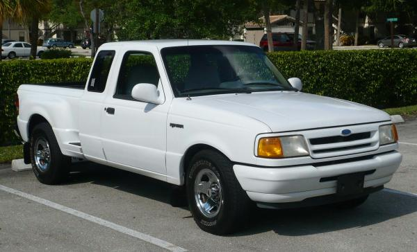 1994 ford ranger splash