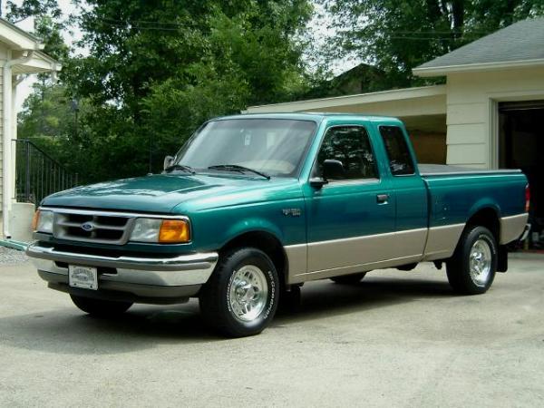 ford ranger 96 extended cab
