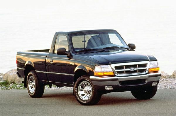 Ford Ranger History on 1998 Ford Ranger V6 Engine