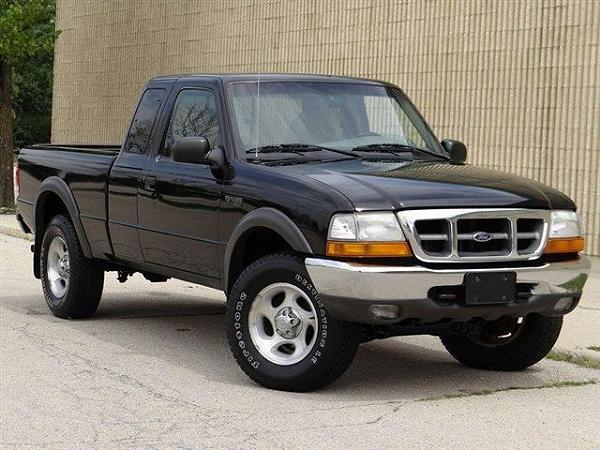 Ford Ranger History on 1999 Ford Ranger 3 0 Engine