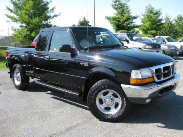 Ford Ranger History on 1999 Dodge Dakota Custom