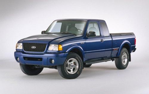The Ford Ranger Edge