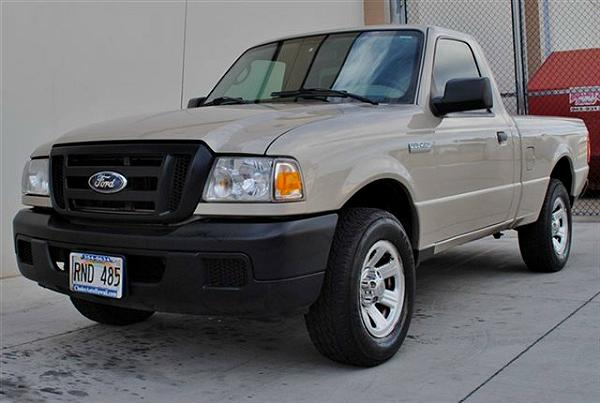 History of the Ford Ranger