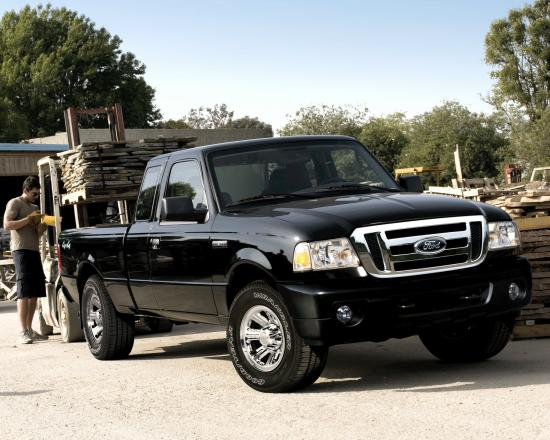 ford ranger. The Ford Ranger is back for