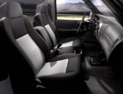 The 2009 Ford Ranger