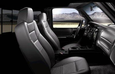 what were the nicest seats offered in a ranger from the. Black Bedroom Furniture Sets. Home Design Ideas