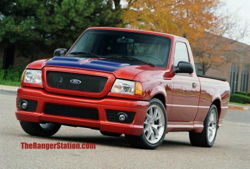 Ford Ranger Performance Concept