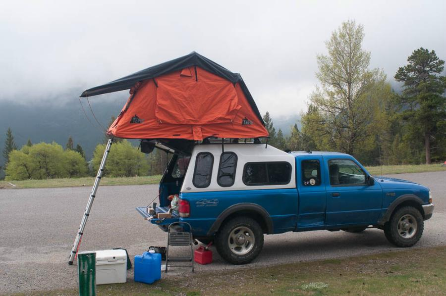 Ford Ranger A Roof Top Tent Changed The Way I Camp