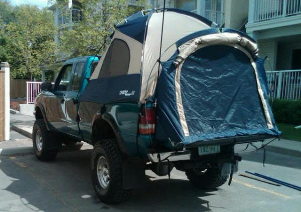 For discussions on c&ing with your Ford Ranger check out our Truck C&ing u0026 C&ing Gear Forum. & Truck Tents For Your Ford Ranger