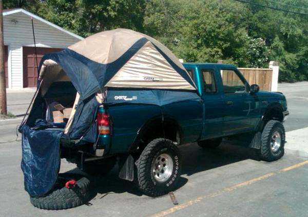 Truck Tents For Your Ford Ranger