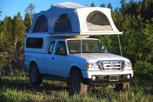 Ford Ranger Flippac Camper