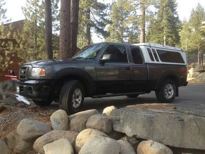 The Wildernest Camper For The Ford Ranger