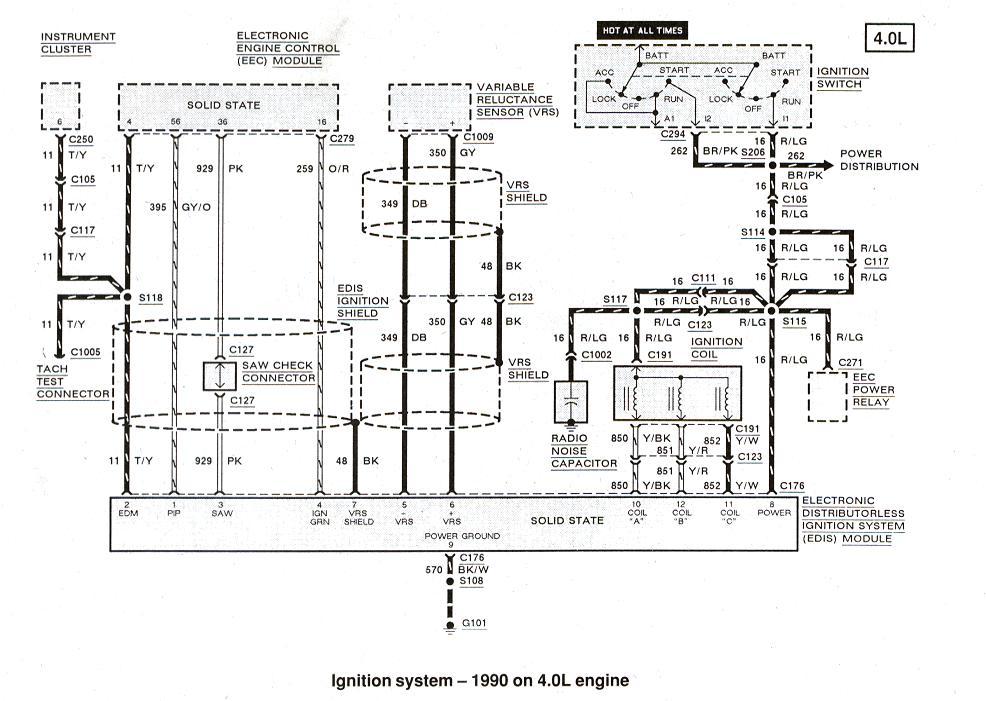ford ranger bronco ii electrical diagrams at the ranger station rh therangerstation com