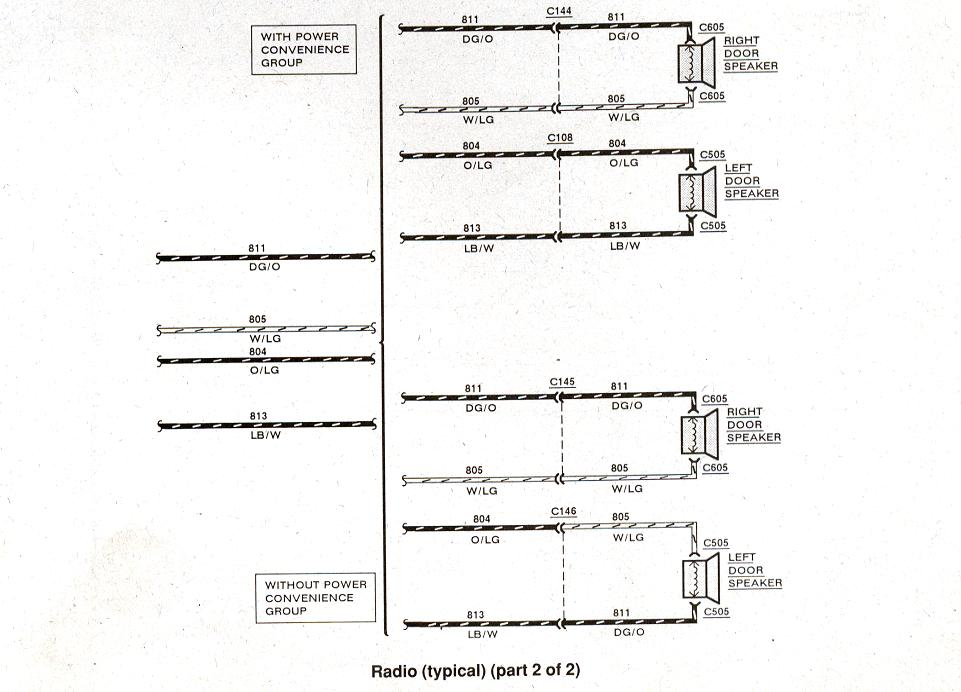 1995 Ford Ranger Radio Wiring P Bass Circuit Diagram Autostereoo Lalu Decorresine It