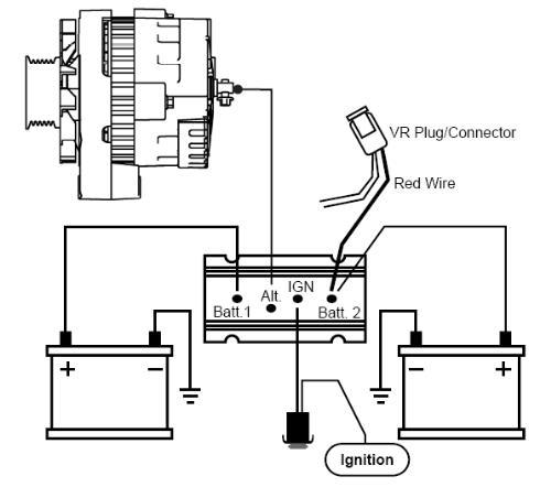 Ziemlich Doppel Batterie Isolator Schaltplan Ideen - Die Besten ...