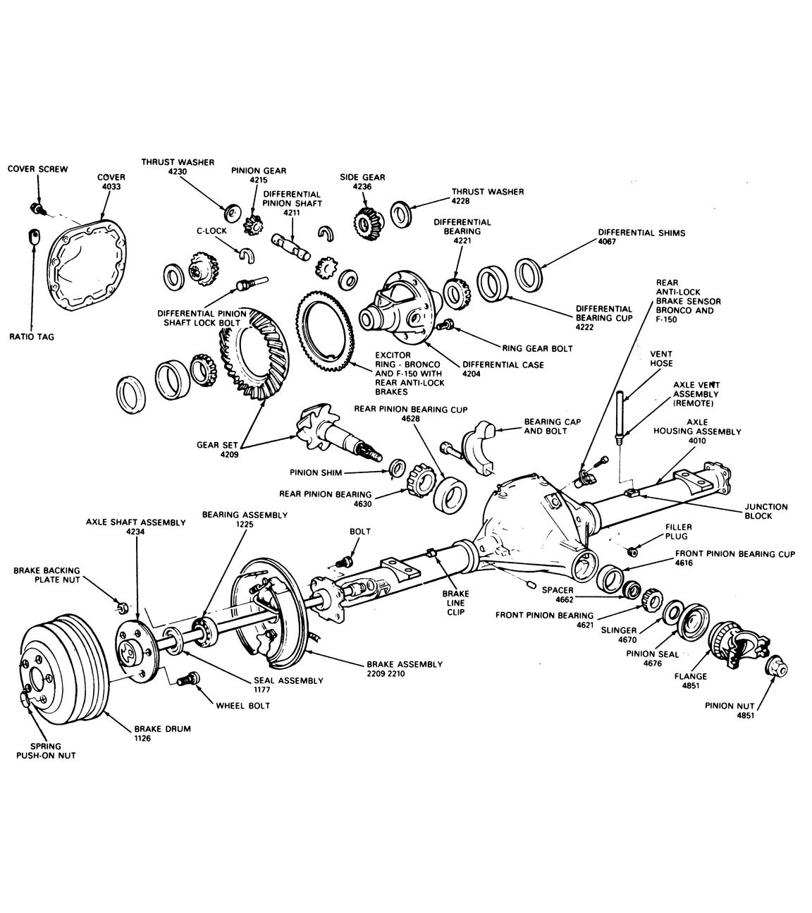 Picture Of 1993 Ford Ranger Stx Fuse Box Wiring Library 2006 View Exploded Axle Diagram