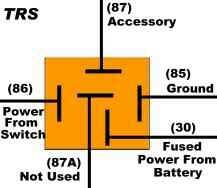 87a 87 Relay Wiring Lights - Wiring Diagram Sheet Off Road Lights Wiring Diagram For Relays on