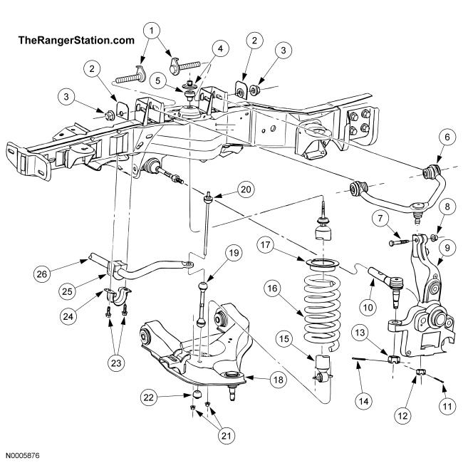 2002 ford ranger 4x4 wiring diagram