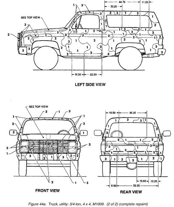 m1009 wiring harness   20 wiring diagram images