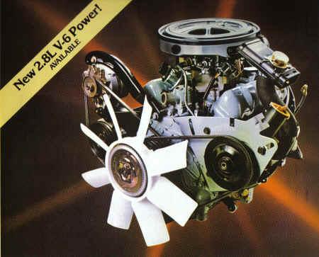 L Enginead on Ford 4 2 V6 Firing Order