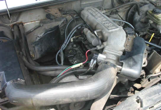 Proper Idle Setting On A 2 9 Ford Ranger Forum