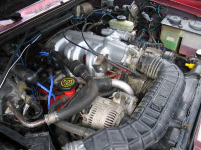 ford ranger    engine swap