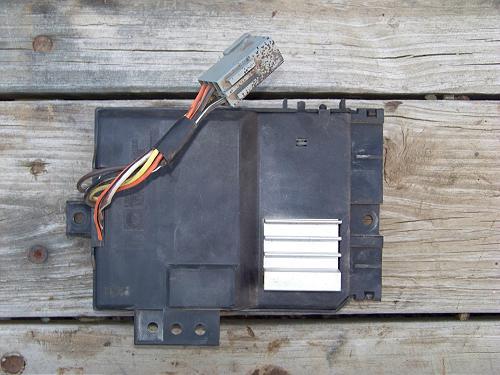 98 ranger 4x4 control module