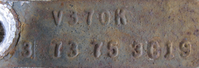 Ford 7 5 & 8 8 Inch Axle Tag & Door Codes