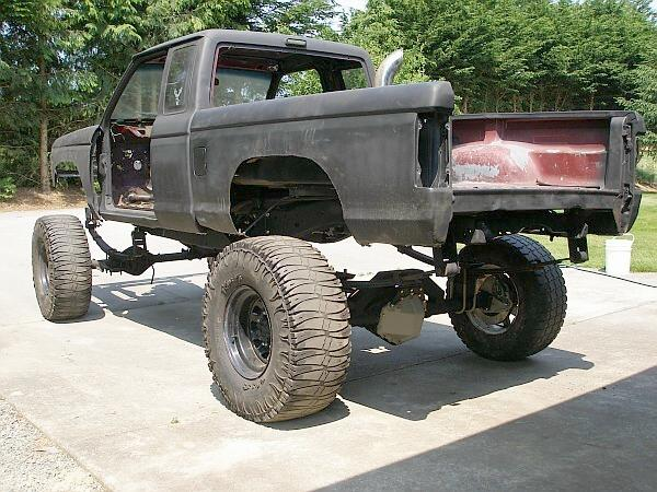 ford ranger solid axle swap spring comparisons