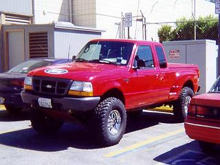 New Ford Rangers >> How to crank the torsion bars on a ford Ranger for more lift