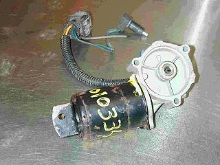 Servicing A Transfer Case Shift Motor