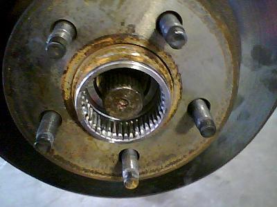 1998 2000 ford ranger manual locking hubs the ranger station  99 ranger hub diagram #11