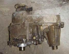 Ford Ranger Transfer Cases