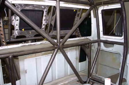 Roll Cage Overview