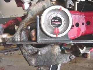Ford Ranger Front Wheel Alignment