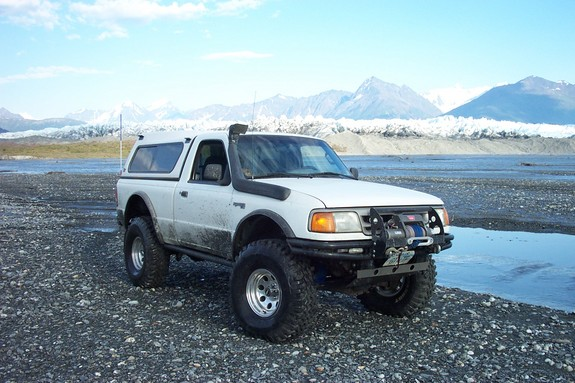 Ford Explorer Snorkel >> ARB Snorkel for your Ford Ranger