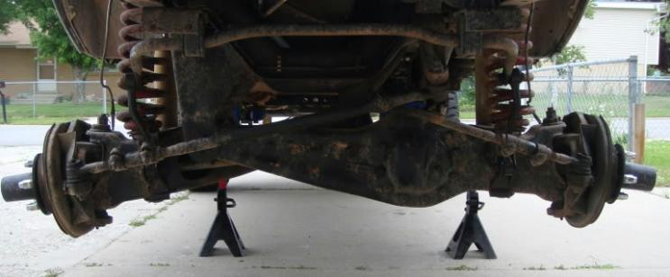 Used Ford Explorers Diagram Of Front Hub And Axle 1994 Ford Explorer 4 Wheel Drive | LZK ...