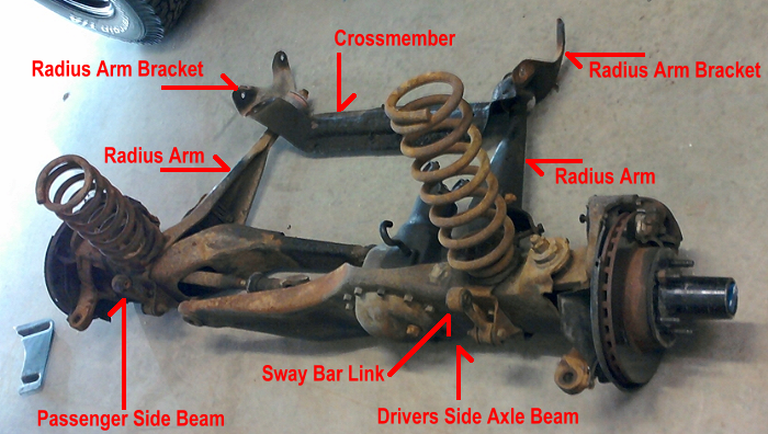 Dana_28_35on 1992 Ford F 150 4x4 Front End Diagram