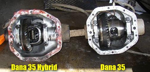 dana_35_hybrid_example the ford ranger dana 28 & dana 35 front 4x4 axle