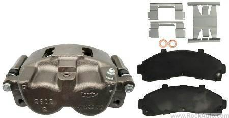 Dual Piston Caliper