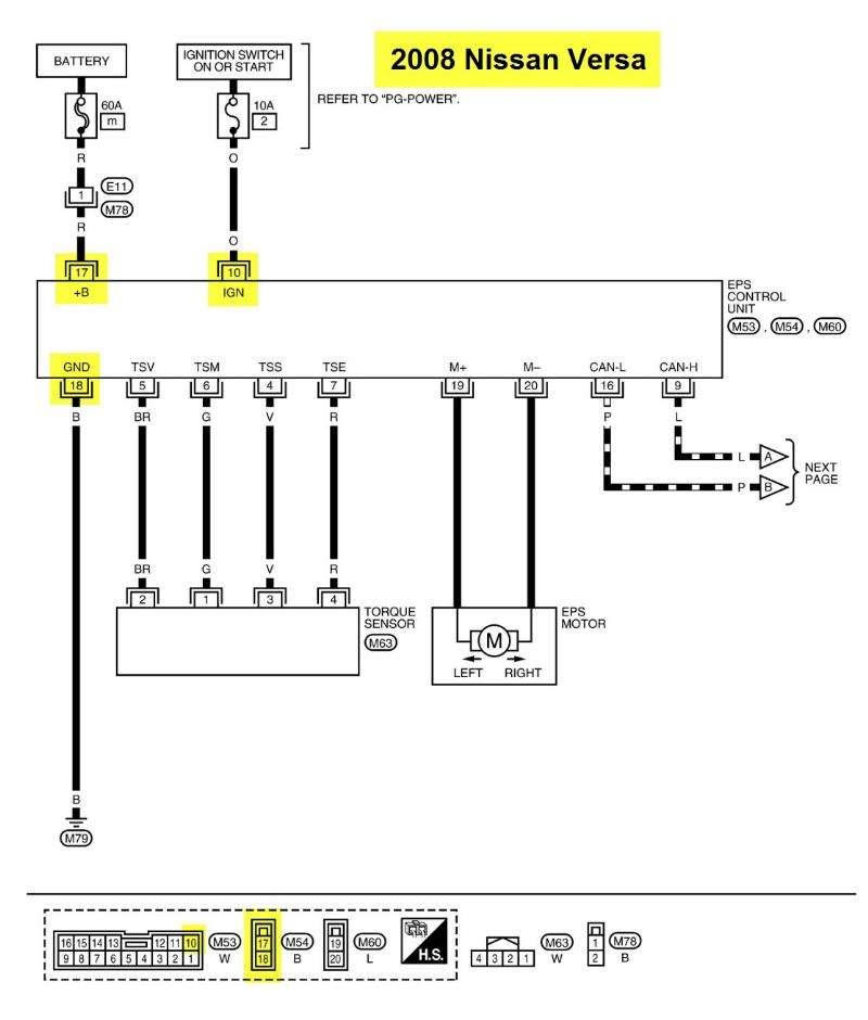 wiring diagram for 2008 saturn vue toyota electric power steering swap  toyota electric power steering swap