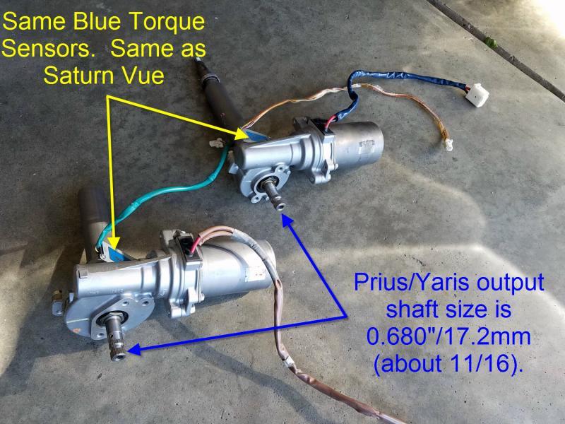 saturn electric steering wiring diagram toyota electric power steering swap  toyota electric power steering swap