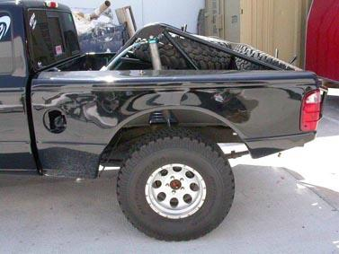 Ford Ranger Off-Road Fiberglass Body Panels